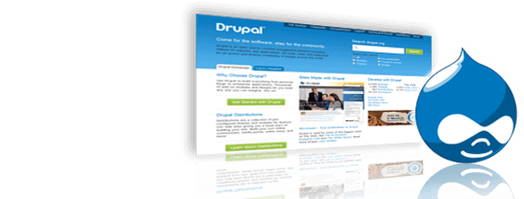 Drupal Website Development
