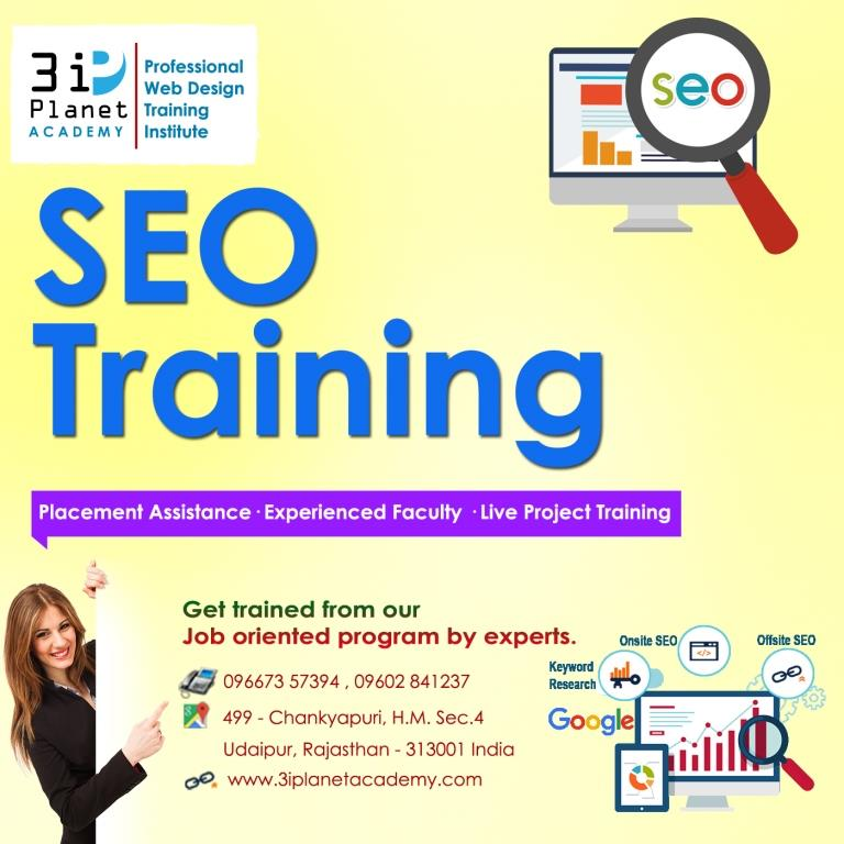SEO Training in Udaipur